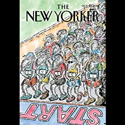 The New Yorker, October 22th 2012 (Evan Osnos, Michael Specter, David Sedaris)