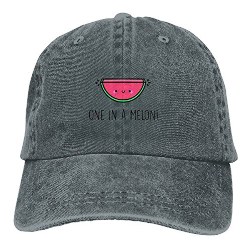 (You're One in A Melon Unisex Adults Classic Vintage Adjustable Cowboy Hat Baseball Trucker Cap)