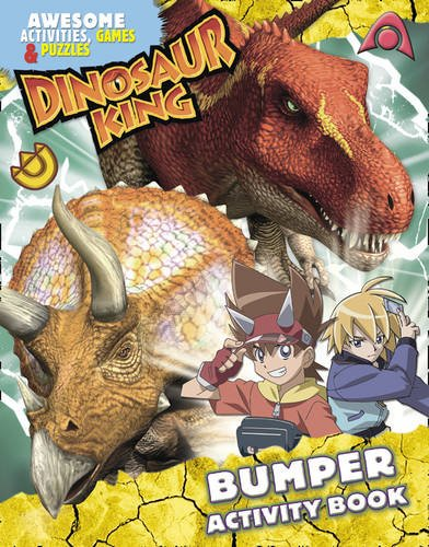 the bumper book of dinosaurs - 4