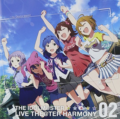 Otome Storm! - The Idolm@Ster (Idolmaster) Million Live! The Idolm@Ster Live The@Ter Hermony 02 [Japan CD] LACA-15432 by INDIE (JAPAN)