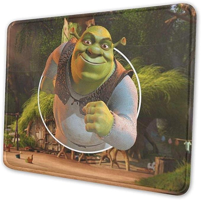 Dibujos Animados Shrek Gaming Mouse Pad Pad Mousepad ...