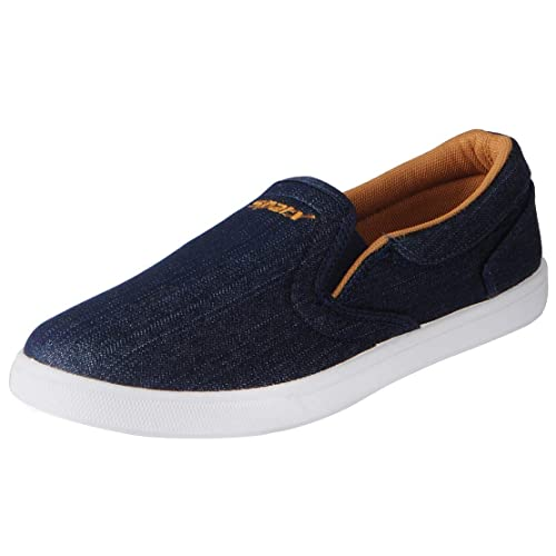 Buy Sparx Men's Navy Blue Loafer -6 UK