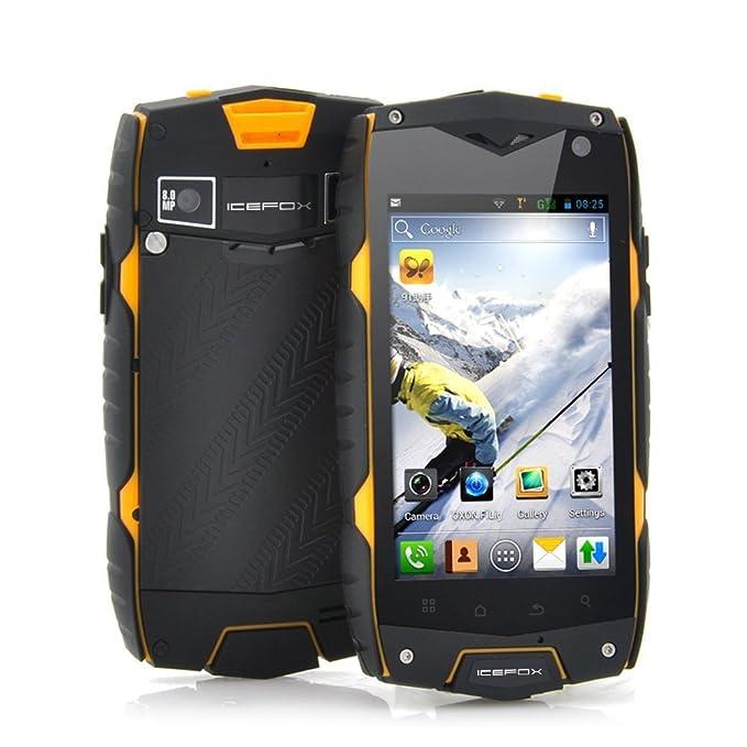 Muñeco ZUG3 A18 IP68 4.0 Pulgadas Resistente al Agua Smartphone ...