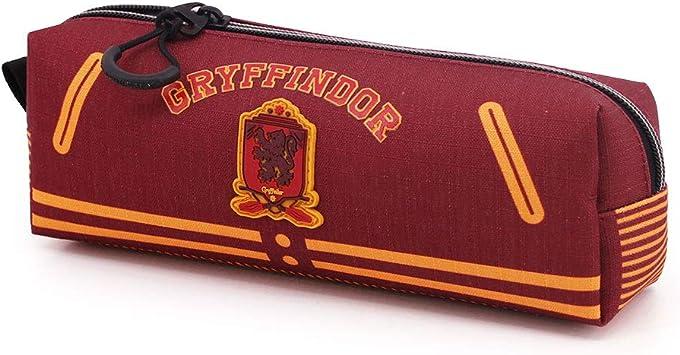 Karactermania Harry Potter Varsity - Estuche Portatodo Cuadrado HS, Multicolor, Un tamaño, 00335: Amazon.es: Equipaje