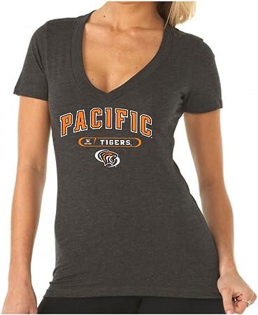 Uop de los tigres de la Universidad del mujeres camiseta con ...