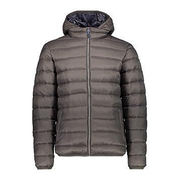 CMP Outdoorjacke Jacke Man Jacket Zip Hood BRAUN Winddicht