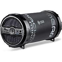 Zoook Rocker Mean Machine Mini M3 Bluetooth Speakers (Black)