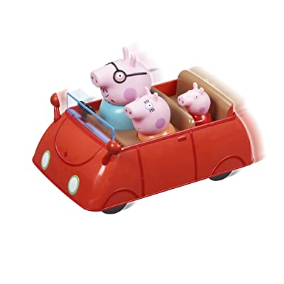 Peppa Pig Push and Go Car: Toys & Games