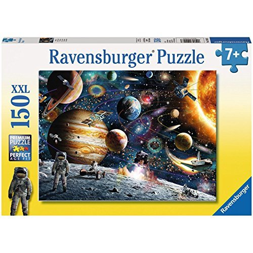 Ravensburger Outer Space Jigsaw Puzzle (150 - Puzzle 150 Piece