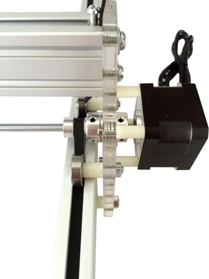 5.5W SUNWIN 4050CM 12V USB Desktop Laser Cutting//Engraving Machine DIY Logo Picture Marking
