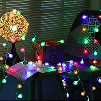 Amazon.com: Guirnalda de luces LED decorativas para ...