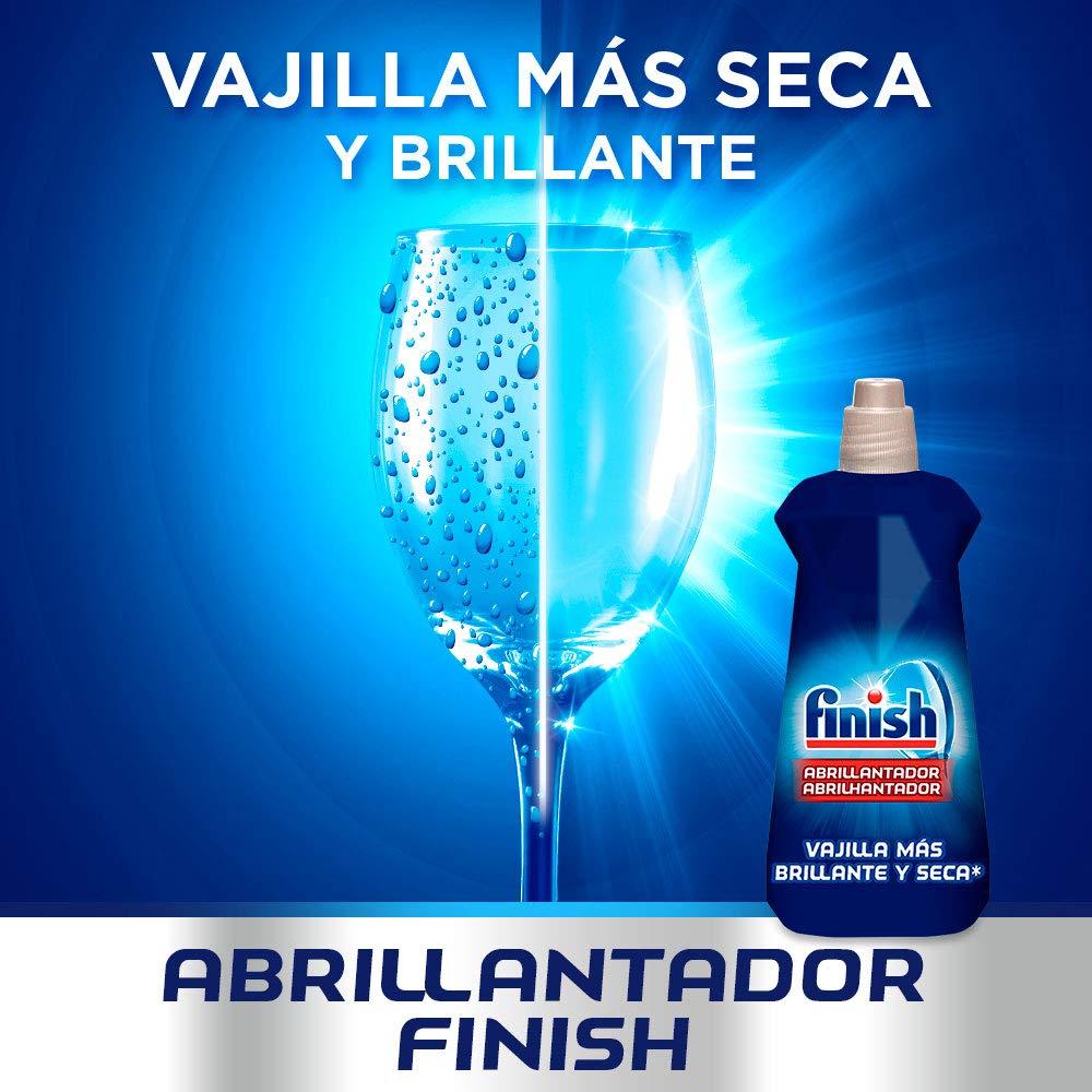 Finish Abrillantador Lavavajillas Regular - 800 ml: Amazon ...