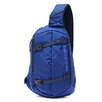 amazon co jp パタゴニア patagonia atom sling 48261 channel blue