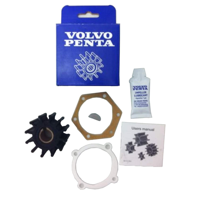 Amazon.com: OEM Volvo Penta Raw Sea Water Pump Impeller Repair Kit 875575:  Automotive