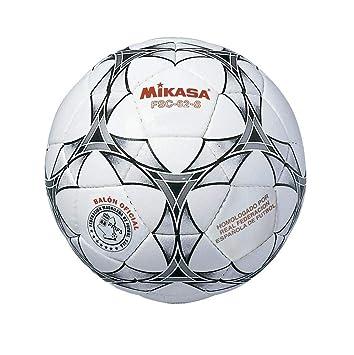 MIKASA FSC62S Balón, Unisex, Blanco/Negro, 4: Amazon.es: Deportes ...