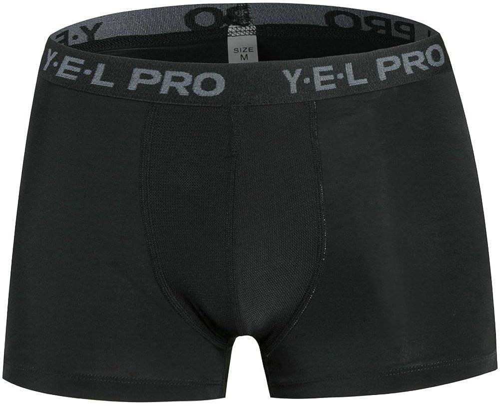 0b4cae266b Amazon.com: Ffox Men's Dry Sports Running Breathable Stretch Underwear:  Clothing