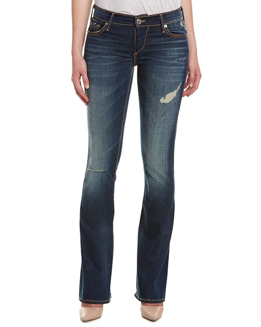 f8c7daf99 Amazon.com  True Religion Becca Mid Rise Bootcut Jeans Cold Dk At 26   Clothing