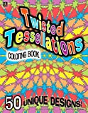 Twisted Tessellations Coloring Book, Mary Robertson, 1938519116