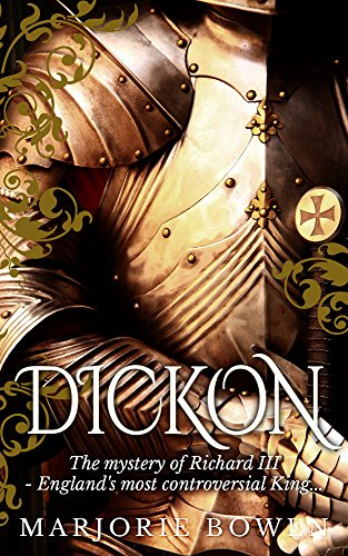 book cover of Dickon