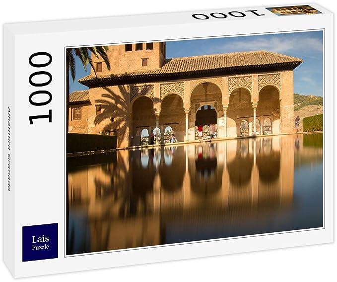 Lais Puzzle Alhambra Granada 1000 Piezas: Amazon.es: Juguetes y juegos