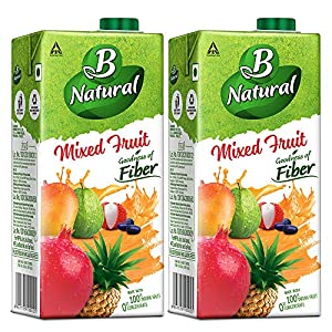 Best B Natural Mixed Fruit Juice in India
