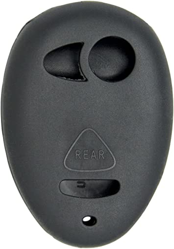 Keyless2Go New Silicone Cover Protective Cases for Remote Key fobs FCC GQ43VT9T GQ43VT13T GQ43VT17T 2 Pack Pink
