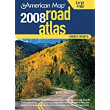 american map 2008 united states road atlas american map road atlas