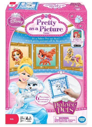 Disney Princess Palace Pets Pretty as a Picture! Game