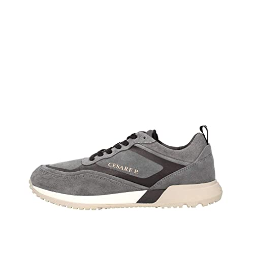 Cesare P. by Paciotti Sneaker Uomo 1515 Dark Grey