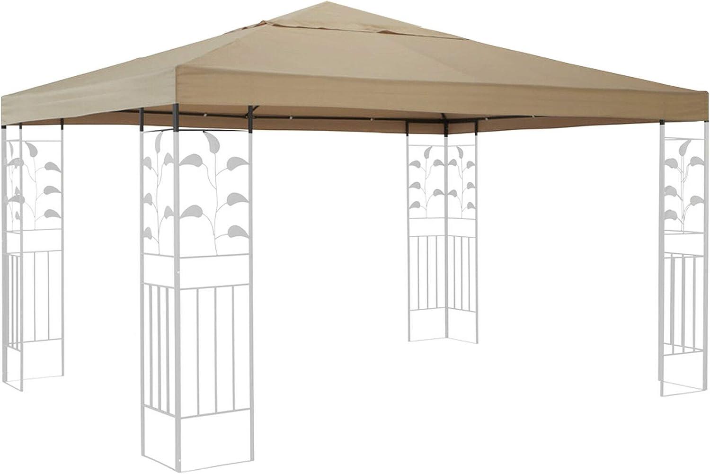 Quick de tejado para Carpa (Star Repuesto para Hojas Cenador (3 x 3 m Arena para Almohada: Amazon.es: Jardín