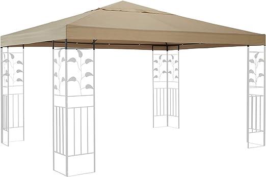 Quick de tejado para Carpa (Star Repuesto para Hojas Cenador (3 ...