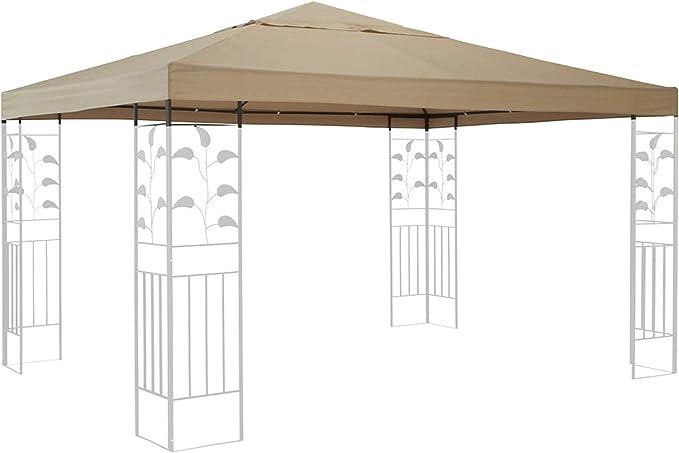 Quick de tejado para Carpa (Star Repuesto para Hojas Cenador (3 x ...
