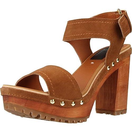 Sandali marroni per donna Gioseppo 6UwgNoN
