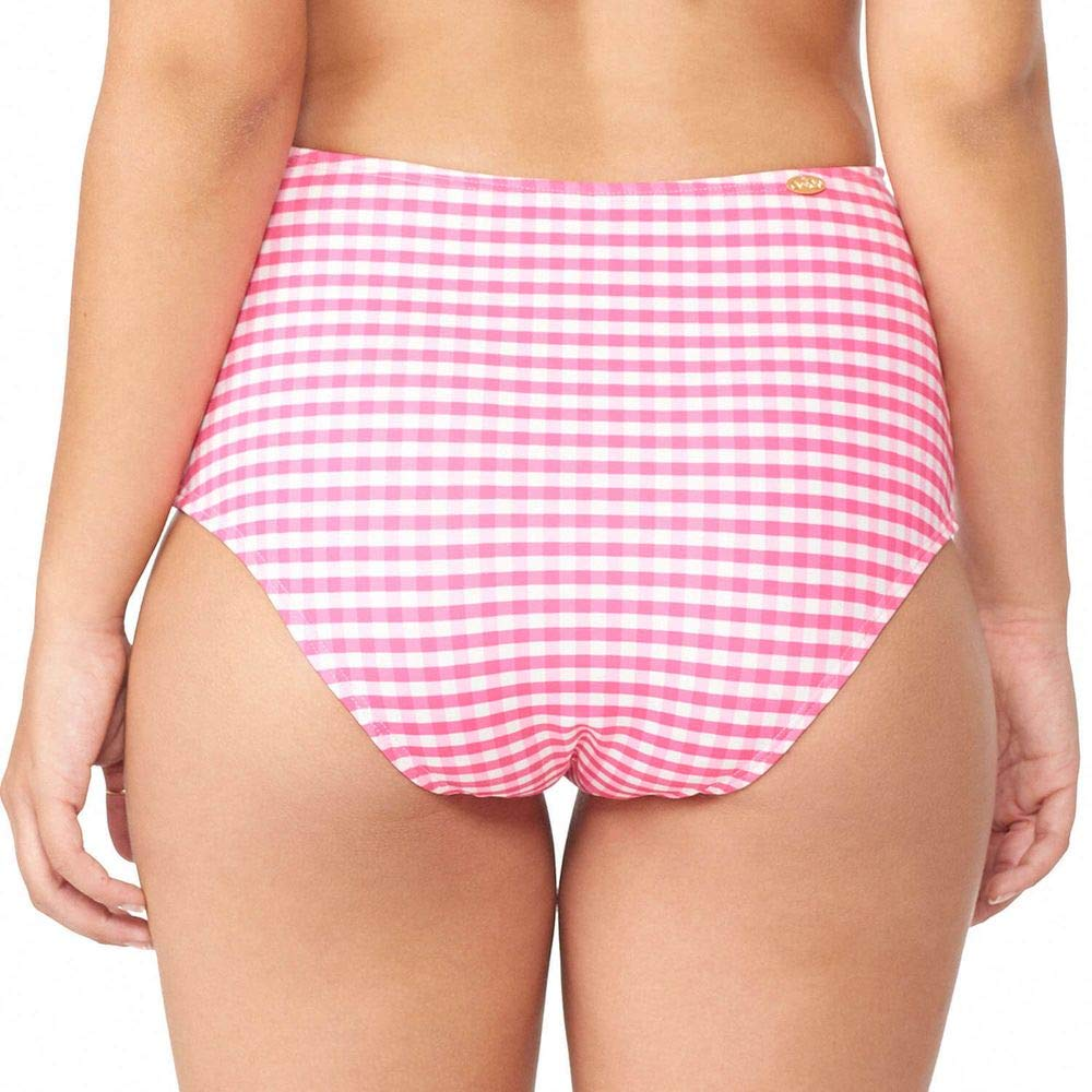 80c923426 Calcinha Praia Hot Pant Vichy Pink Capricho   573.7126 55 - VICHY PINK - P:  Amazon.com.br: Amazon Moda