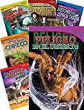 Teacher Created Materials - TIME For Kids Informational Text: (Spanish) Set 2 - 10 Book Set - Grade 5 - Guided Reading Level T - V