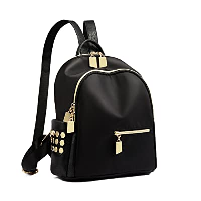 SJMMBB Fashionable double shoulder bag women Mini Bag,black,31X30X11CM