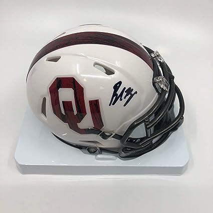 Amazon.com  Baker Mayfield Signed Oklahoma Sooners