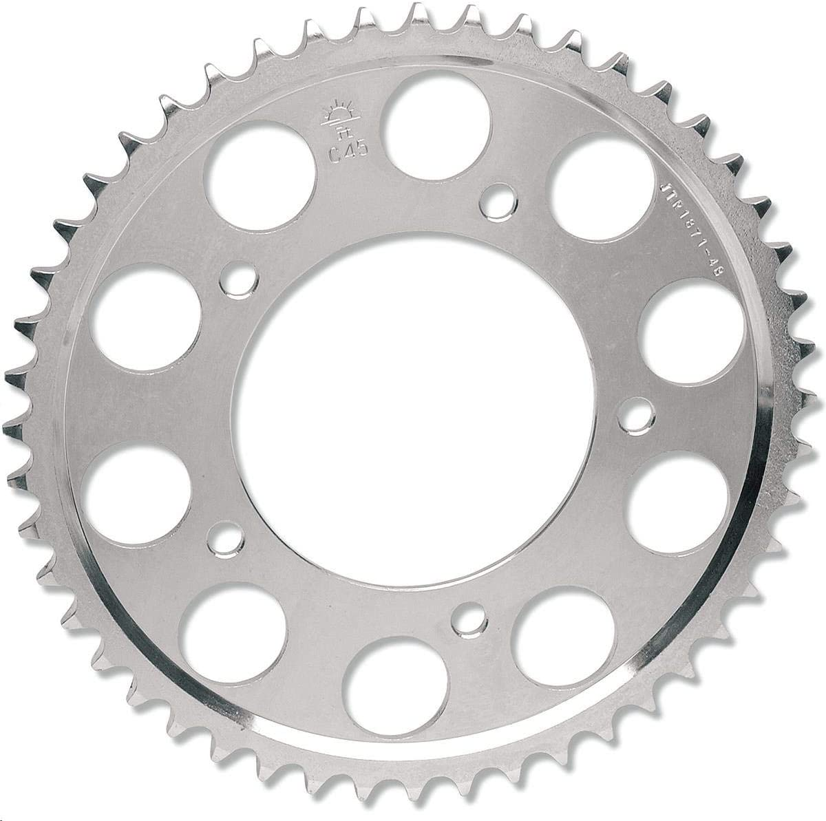 JT Sprockets NEW before selling JTR251.49SC 49 Tooth Popularity Rear Steel Self-Cleaning Sproc
