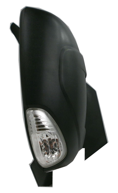Renault Master 2010-2015 Door Mirror Manual Short Arm Black O//S Driver Right