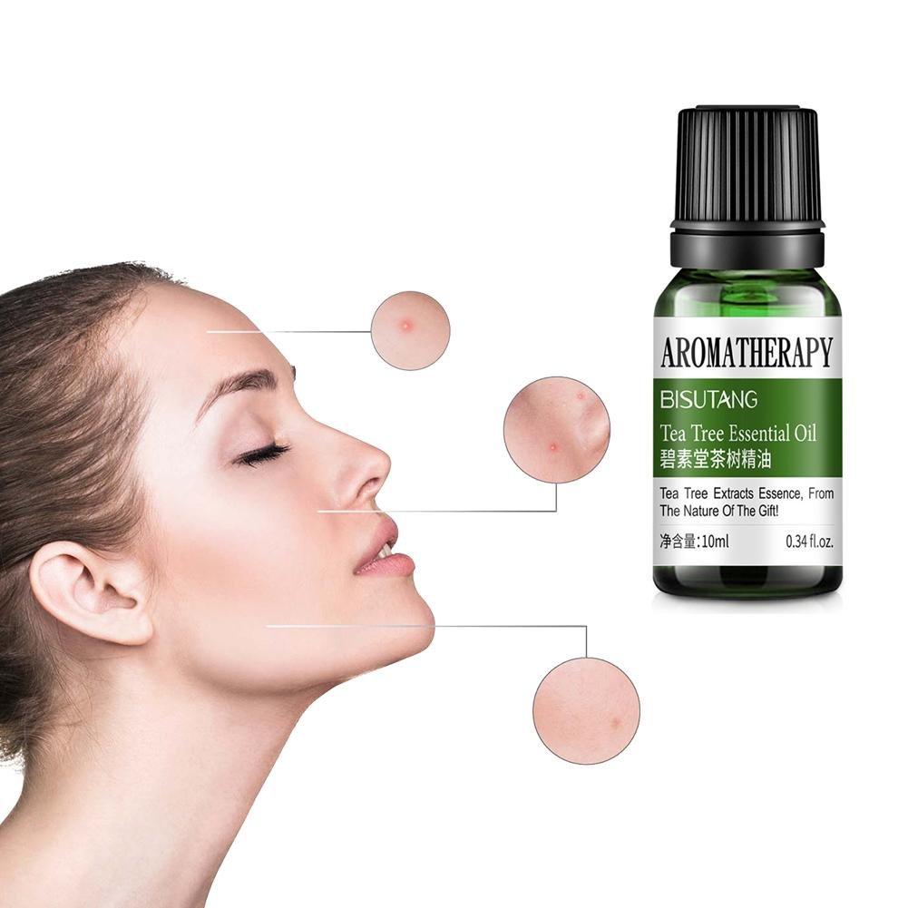 su-luoyu aromaterapia olio essenziale 10ml puro e naturale aromaterapia olio lenitivo idratante olio essenziale Tea Tree olio essenziale