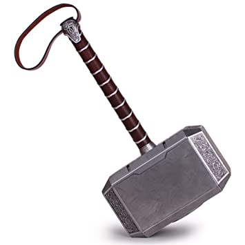 Amazon Gmasking PVC Thor Hammer Limited Edition Full Size Prop Replica Toys Games