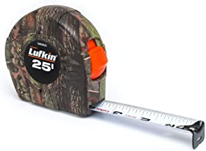 "Lufkin TAPE,POWER,1""X25',CAMO FOREST,TRAY PACK CMOH625"