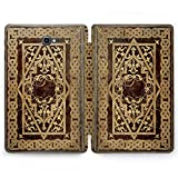 Wonder Wild Vintage Book Samsung Galaxy Tab S4 S2 S3 A E Smart Stand Case 2015 2016 2017 2018 Tablet Cover 8 9.6 9.7 10 10.1 10.5 Inch Clear Design Ancient Custom Initials Old Vintage Personalized