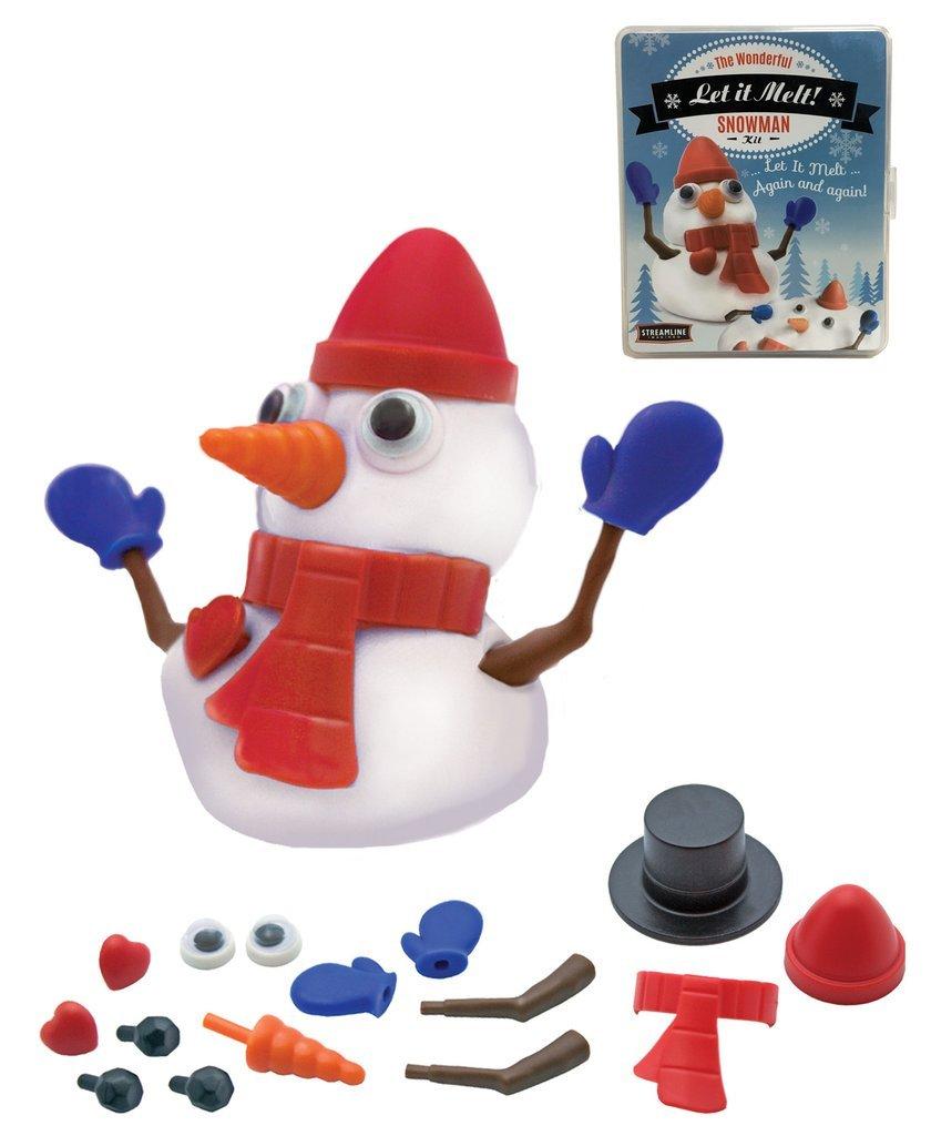 let it melt snowman