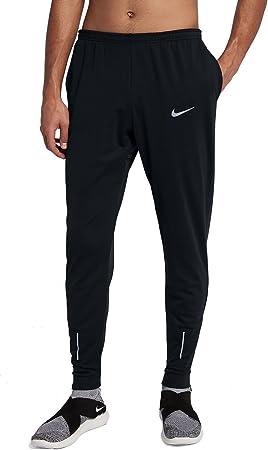Nike 885280 010 Pantalon de Running Homme, Noir, FR (Taille
