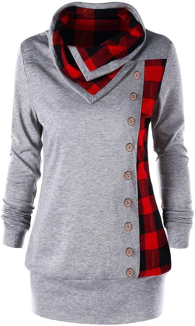 Damen Oversize Long Pullover langer Pulli Hoodie Sweat Shirt Italy 36 38 weiß
