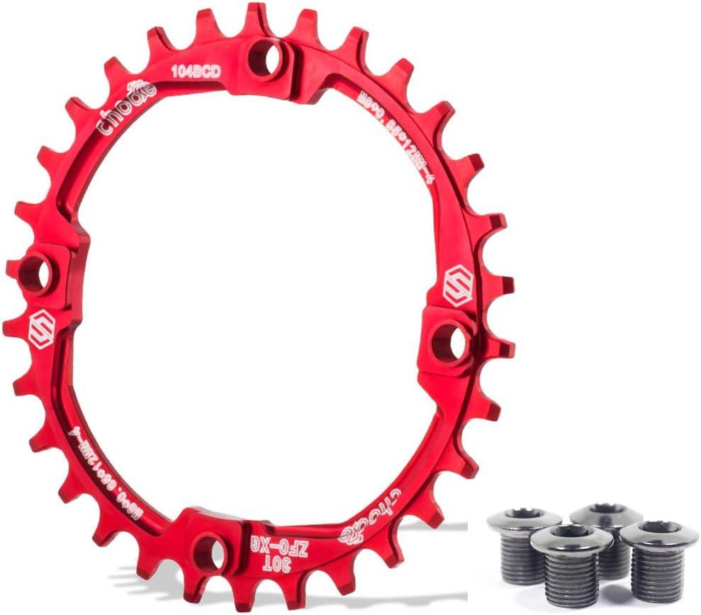 EASTERN POWER Plato Bicicleta Montaña, Plato 30/32/34/36/38 ...