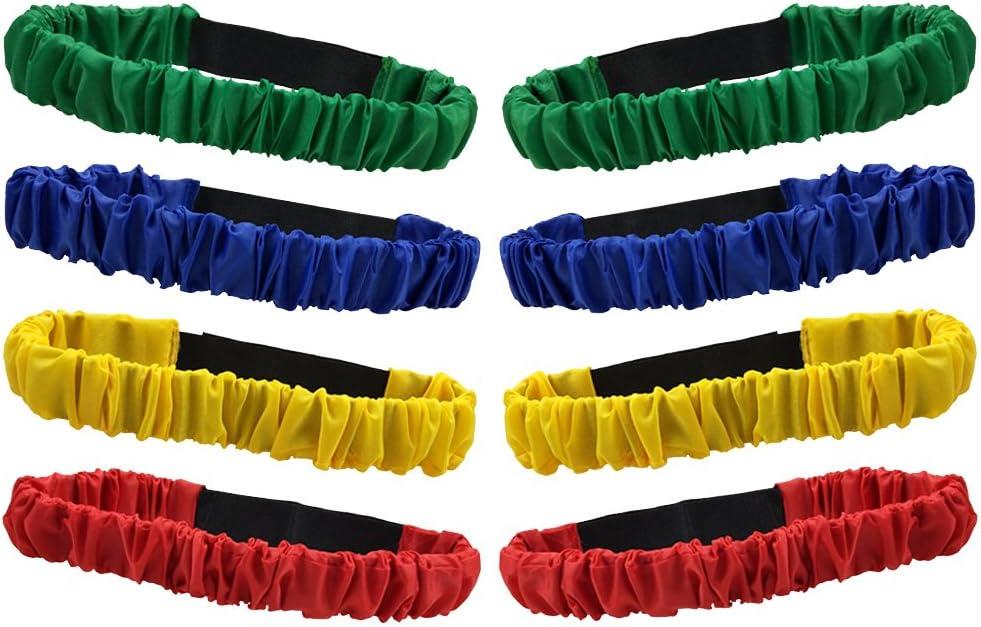 3 Legged Race Elastic Bands Rope Leg Race Parties Carnival Games Relay