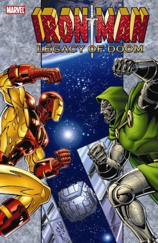 Iron Man: Legacy of Doom ebook
