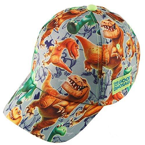 Disney Toddler Boys The Good Dinosaur Cotton Baseball Cap, Age 2-4